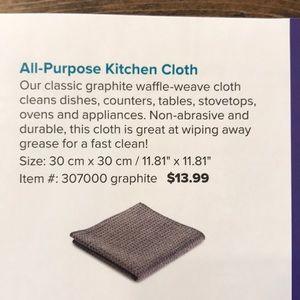 Norwex Other Allpurpose Kitchen Cloth Poshmark